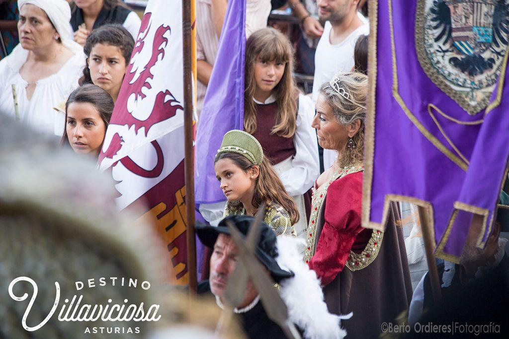 Desembarco de Carlos V en Tazones 18