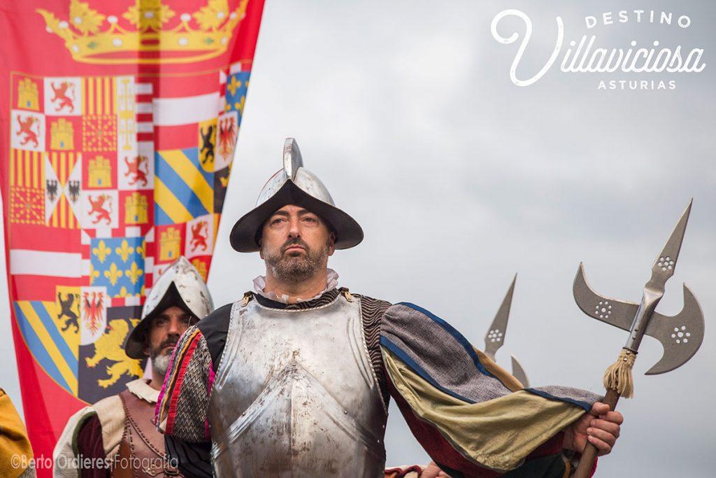 Desembarco de Carlos V en Tazones 28