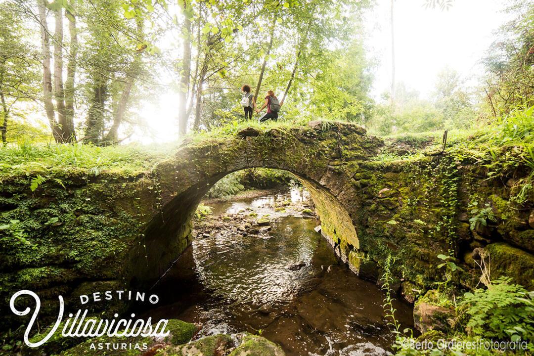 3 rutas de senderismo en Villaviciosa 3