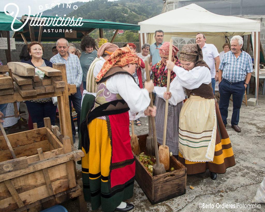 Feria de los figos de Rozaes 15