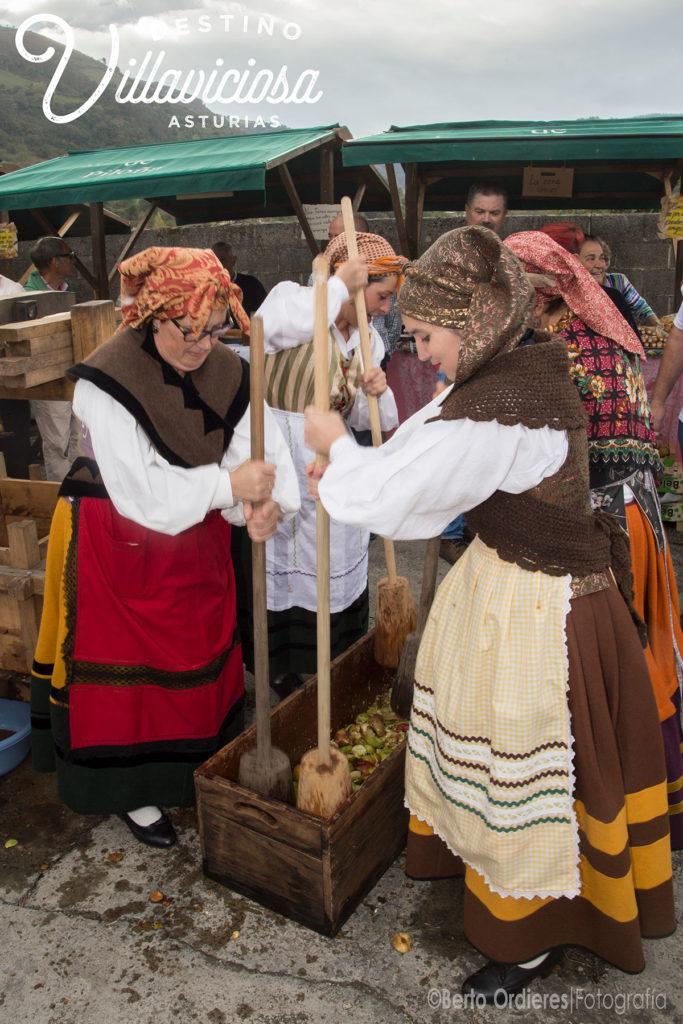 Feria de los figos de Rozaes 13