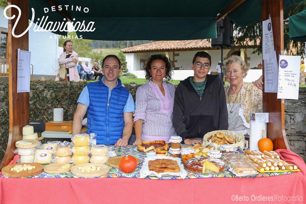 Feria del Lino y las Nueces de Camoca 10