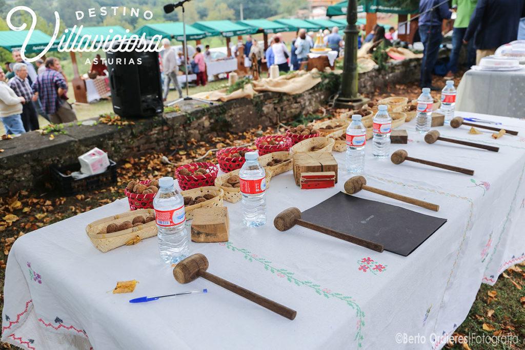 Feria del Lino y las Nueces de Camoca 11