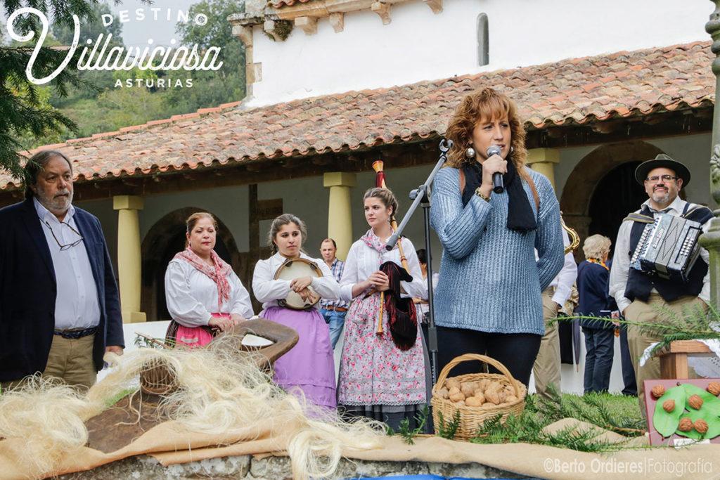 Feria del Lino y las Nueces de Camoca 12