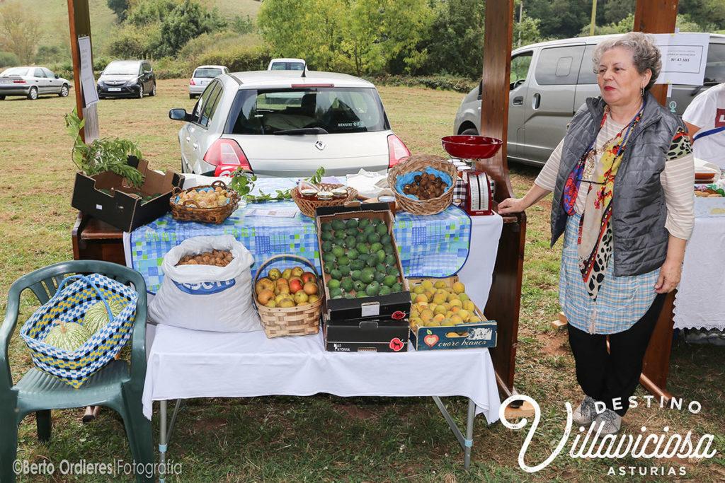 Feria del Lino y las Nueces de Camoca 15