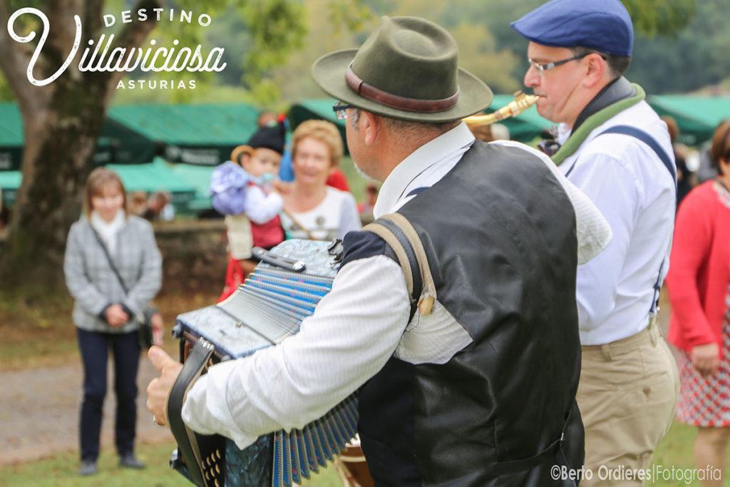 Feria del Lino y las Nueces de Camoca 18