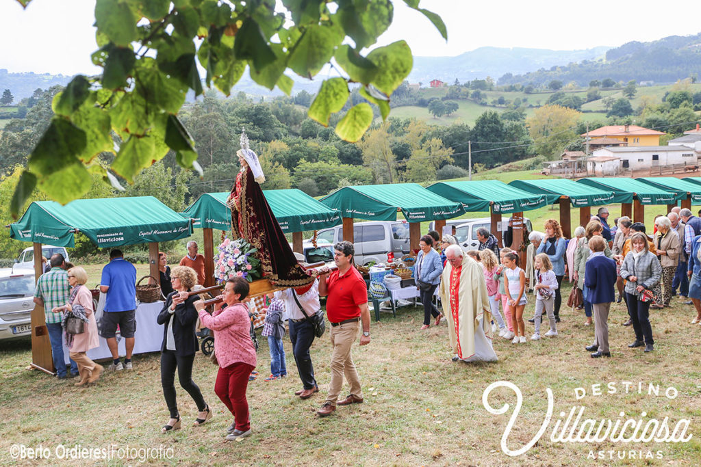 Feria del Lino y las Nueces de Camoca 5